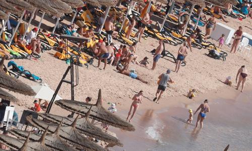 Раскрыта оптимальная стоимость отдыха на курортах Египта
