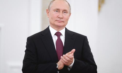 Путин обнулил президентские сроки