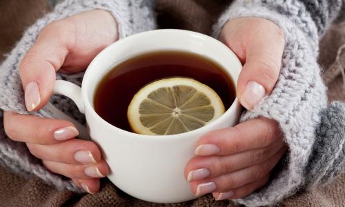 Почему нельзя пить горячий чай