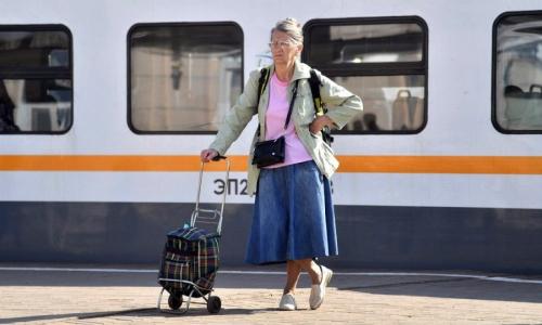 Льготы для пенсионеров на билеты от РЖД