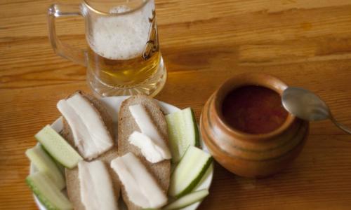 Пиво, сало и еще 6 продуктов, которые полезны для здоровья сердца