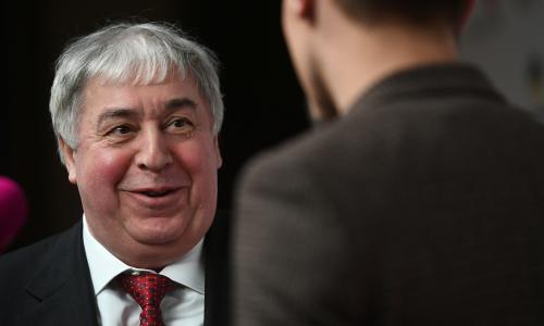 Российский олигарх попал под европейские санкции из-за Белоруссии