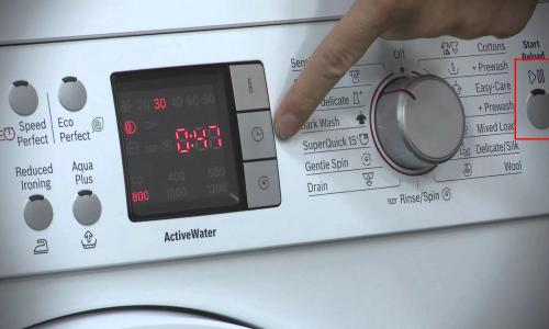 5 ошибок при загрузке белья в стиральную машину
