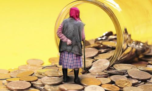 Когда пенсия Казахстанцев увеличится?