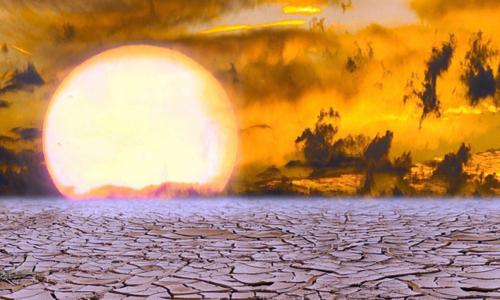 Человечеству предрекли жару до 50 градусов